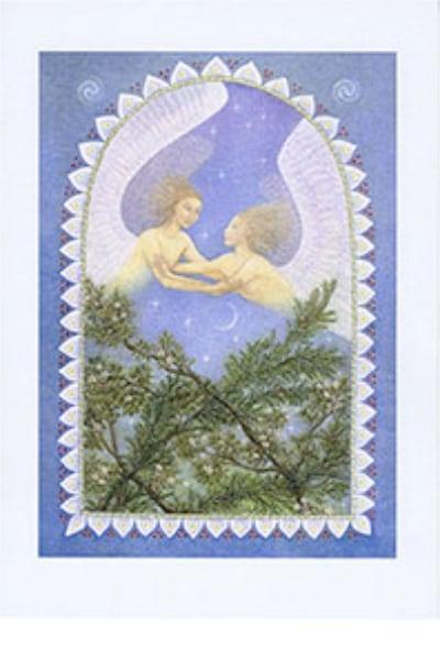Apple & Yew Card
