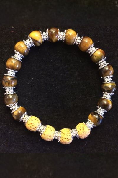 Yellow Tiger's Eye