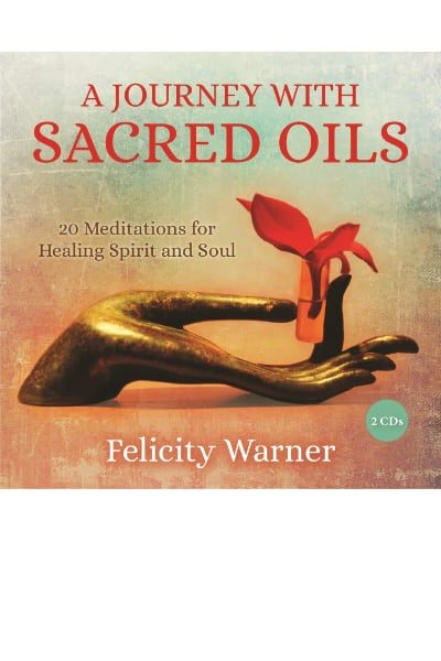 A Journey with Sacred Oils - CD